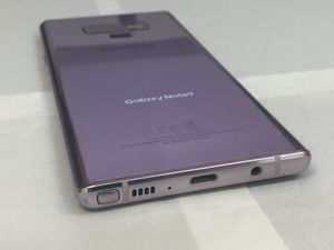 Samsung Galaxy Note 9 512GB || Purple || *UNLOCKED* for AT&T / Cricket / T-Mobile / MetroPCS / Simple Mobile / Sprint / Verizon / others WORLWI for Sale in Santa Monica, CA