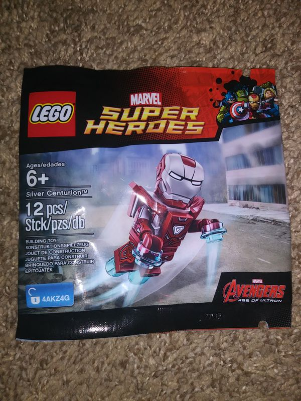 Centurion El Offerup Lego Movie In Man Iron For MonteCa Silver And Sale 5RL34Aj