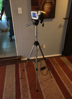 Sharp video camera with stand for Sale in Cottleville, MO