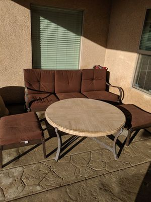 Patio furniture for Sale in Atwater, CA