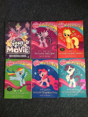 My Little Pony Book Set for Sale in Rolling Hills Estates, CA