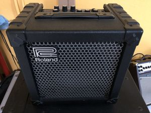 Amps for acoustic and electric guitar for Sale in San Jose, CA