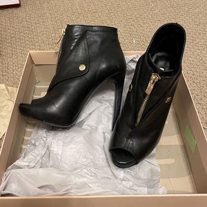 BCBG Black Booties size 5.5 for Sale in Philadelphia, PA