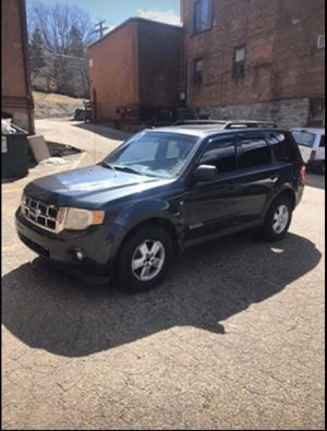 2008 Ford Escape v6 awd for Sale in Derby, CT