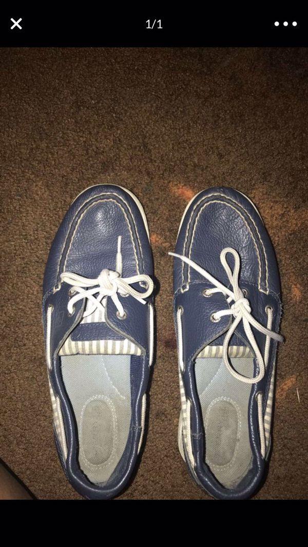 Blue Sherry's (sizes 8)