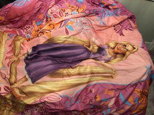 Rapunzel full comforter for Sale in Redmond, WA