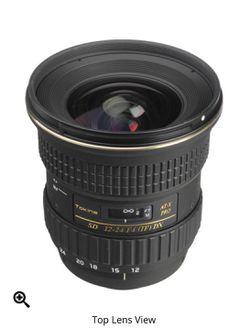 Tokina 12-24mm f/4 AT-X 124 AF Pro DX Lens for Sale in Portland,  OR
