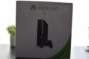 Xbox 360 E 4Gb with extra 30Gb Storage and game for Sale in MONTGOMRY VLG, MD