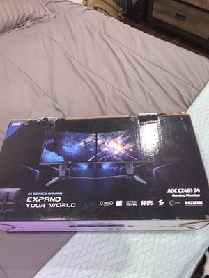 "AOC 24"" 144hz 1080p Gaming Monitor for Sale in Fort Myers, FL"