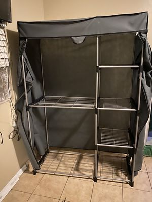 Closet organizer for Sale in Houston, TX