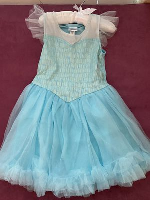Frozen Elsa dress size small petite 4-6 for Sale in Tampa, FL