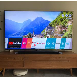 I have 75 inch tv 4K smart LG for Sale in Antioch, CA
