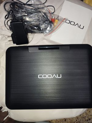 COOAU portable DVD player. Never before used for Sale in Vienna, VA