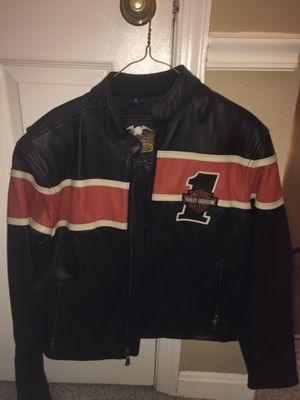 Women's Small Harley Davidson Jacket for Sale in Bowie, MD
