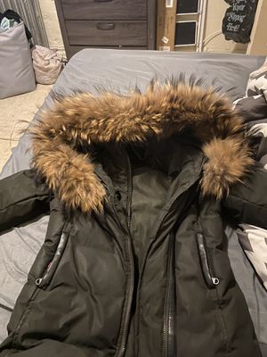 Kids coats mackage size 6 and moose knuckle XS 200.00 each bronx ny USED for Sale in The Bronx, NY