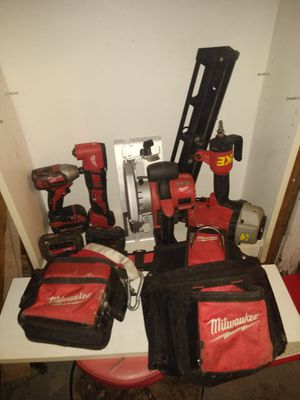Milwuakee Tool set for Sale in Cabazon, CA