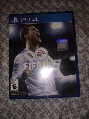 FIFA 18 for Sale in Bonita, CA