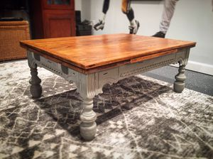 Rustic Coffee Table for Sale in Crofton, MD