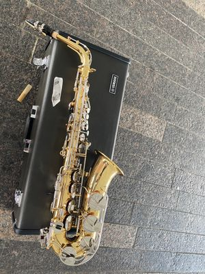 Saxophone new reeds included for Sale in Tampa, FL