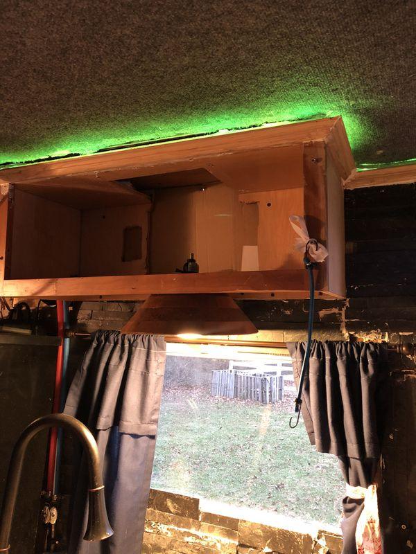 Fully loaded slide in camper