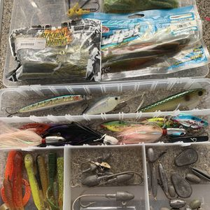 Fishing Tackle for Sale in Fullerton, CA