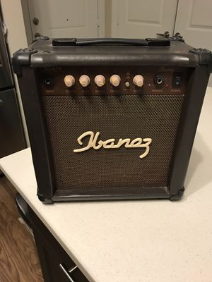 Ibanez Guitar Amplifier for Sale in Germantown, MD