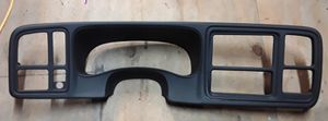 99-06 GM All Black Double Din Dash Bezel Just Like New. for Sale in Baton Rouge, LA