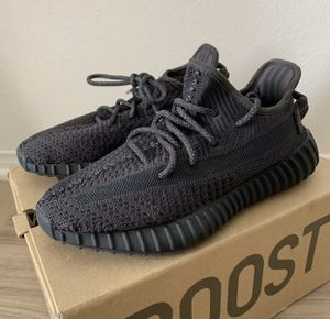 Adidas Yeezy 350 V2 Black Static Reflective Men Size 5.5 for Sale in Atlanta, GA