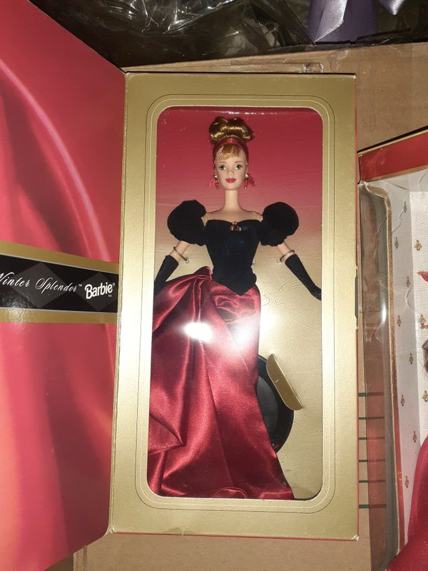 Limited edition Barbie