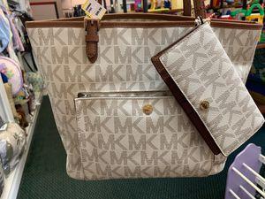 Michael Kors wallet and bag for Sale in Brandon, FL