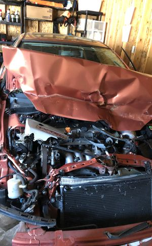 Junk car for parts only Acura RSX type S for Sale in Marysville, WA
