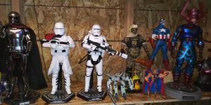 Collectible figures, statues for Sale in Montebello, CA