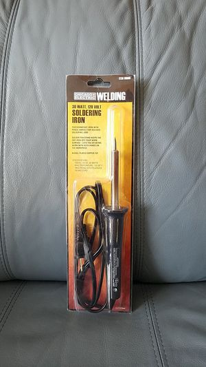Soldering Iron for Sale in San Diego, CA