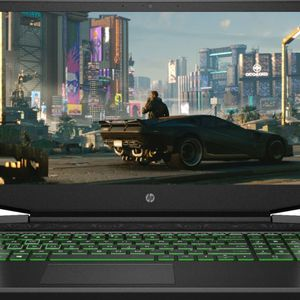 """HP - Pavilion 15.6"""" Gaming Laptop - AMD Ryzen 5 - 8GB Memory - NVIDIA GeForce GTX 1650 - 256GB SSD - Shadow Black for Sale in Clearwater, FL"""