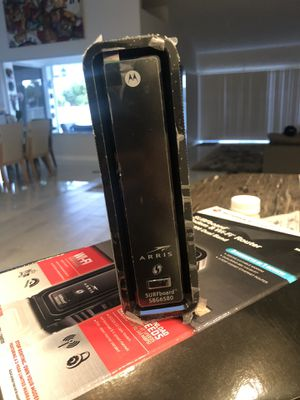 Motorola Modem & WiFi Router for Sale in Tamarac, FL