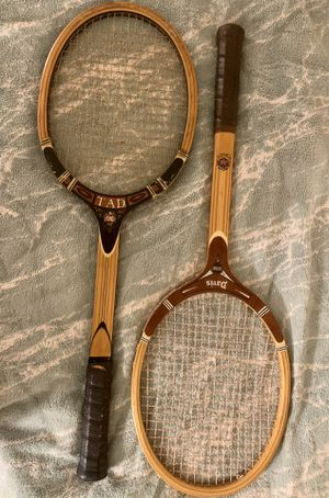 Vintage Tennis Rackets for Sale in Seattle, WA