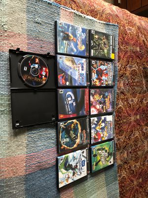 Lot of 10 ps2 games and 3 pcgame for Sale in McKinney, TX