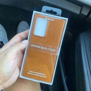 Samsung Note20 Ultra Leather Back Cover for Sale in Murrieta, CA