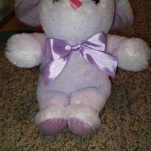 Purple Stuffed bunny for Sale in Queen Creek, AZ