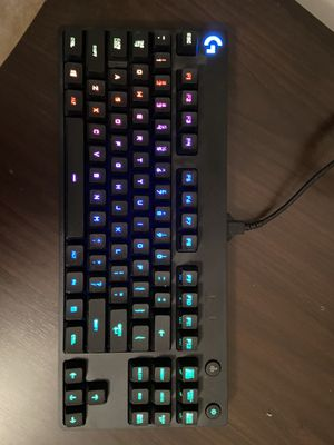 Logitech Pro Keyboard for Sale in Fairfax, VA