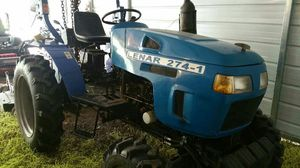 Farm tractor and FINISH MOWER $8500.00 for Sale in McDonough, GA