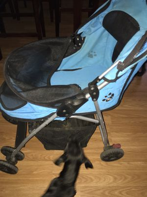 Dog stroller for Sale in Fresno, CA