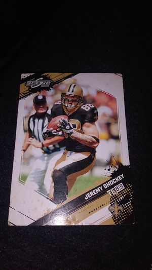 Football card for Sale in Houston, TX