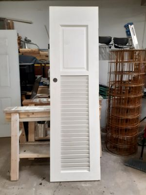 Closet Door 83 1/2 x 23 7/8 White for Sale in Northbrook, IL