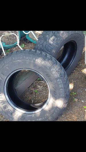 Pair of 285/70/17 for Sale in Tacoma, WA