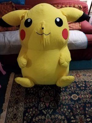 Giant pikachu pokemon make offer for Sale in Houston, TX