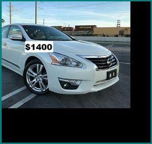 Price$1400 Nissan Altima for Sale in Huber, GA