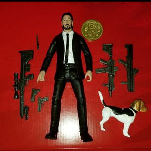 Diamond Select John Wick Action Figure for Sale in Queens, NY