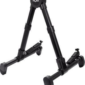Fzone Universal Guitar Stand Folding A-Frame Guitar Stand for Acoustic and Electric Guitars, Bass, Ukulele for Sale in Peoria, AZ
