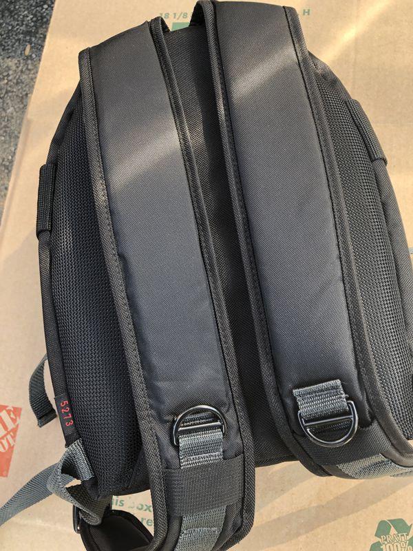 Camera lenses bag